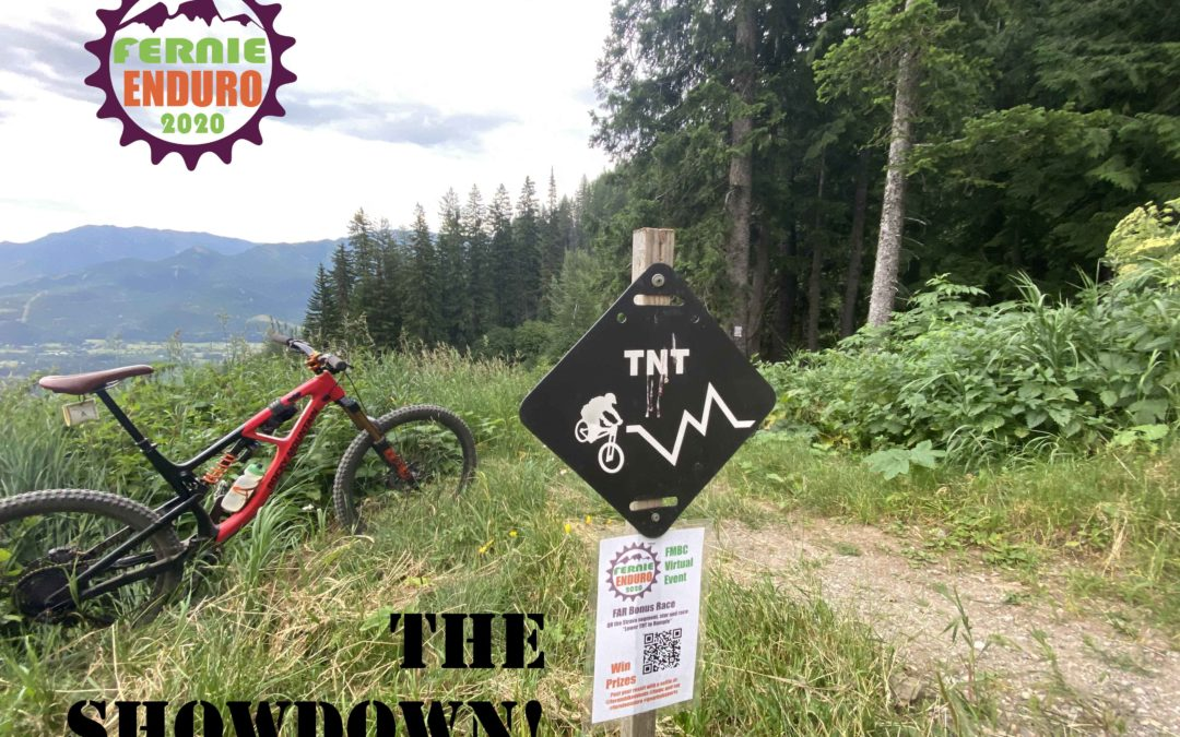 Fernie Enduro Red Sonya and FAR Showdown