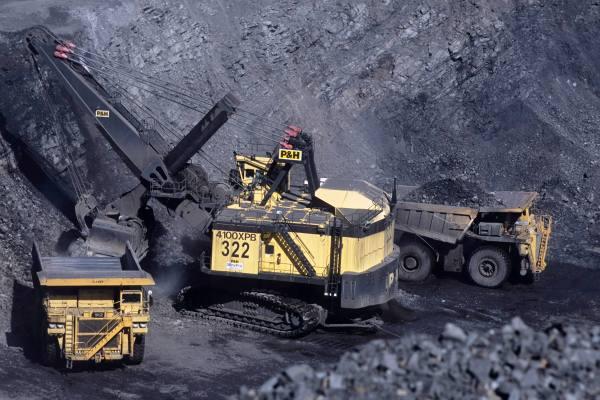 TEck coal mine