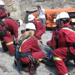 Fernie's hosting the Mine Rescue Competition