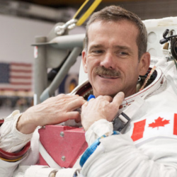 Col. Chris Hadfield Community Event