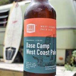 Fernie's new Base Camp West Coast Pale Ale