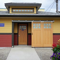 New Public Washrooms in Fernie