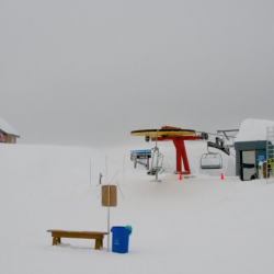 White Pass Chairlift Closed