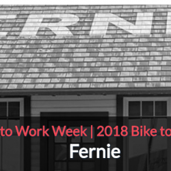 Fernie Bike to Work & School Week