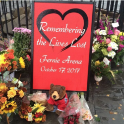 Fernie Marks Two Year Anniversary of Arena Tragedy
