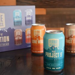 Fernie Brewing Launches New Look