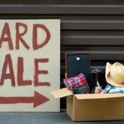 Elk Valley Community Yard Sale Returns