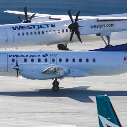 WestJet Direct to Vancouver