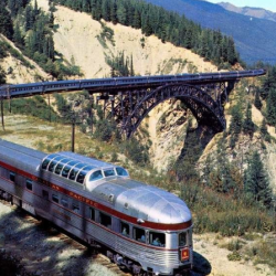 Passenger Trains returning to the Kootenays?