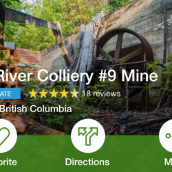 Elk River Colliery #9 Mine deemed a Hazard