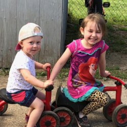More and Better Child Care Spaces