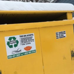 RDEK Yellow Bin Contract Renewed