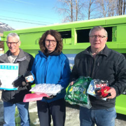 Fernie's Recycle BC Depot is open