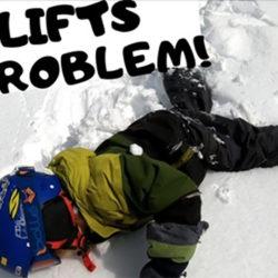 No Lifts, No Problem!