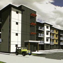 Fernie Family Housing & North End Court