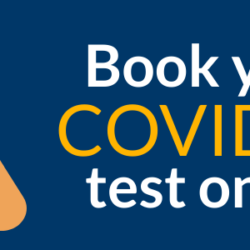 Elk Valley COVID Test Booking is Online