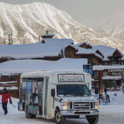Fernie Ski Shuttle Reduces Service Level