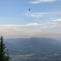 Fernie SAR Helicopter Resource is Limited